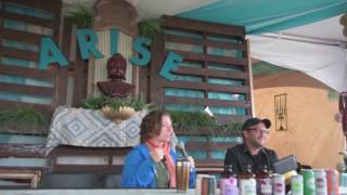 Interview with Ani DiFranco @ Arise Music Festival | 2017