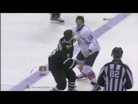 Matt Niskanen vs. Colin Fraser
