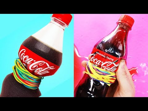 Trying LIFE HACKS WITH COCA COLA By 5 Minute Crafts Mp3