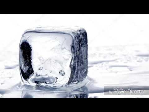 Холодный кубик льда кино в меня,