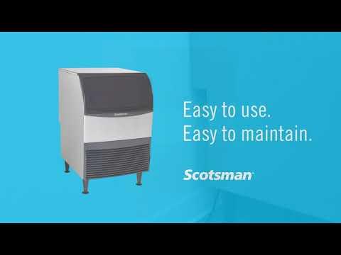 Scotsman Underscounter Flake & Nugget - Reliability