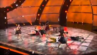 So You Think You Can Dance - 2nd Group Performance - Contemporary