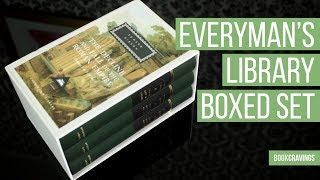 Everyman's Library Boxed Set | The Decline and Fall of the Roman Empire | BookCravings