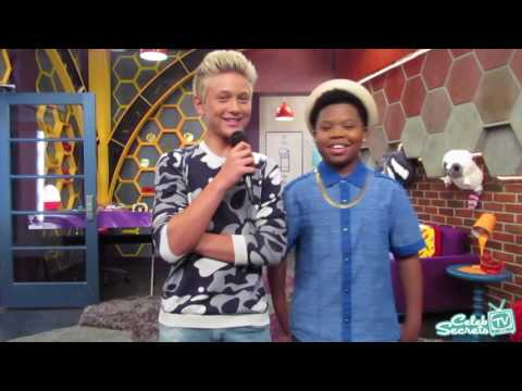 Game Shakers Season 2 Set Visit & Cast Interviews