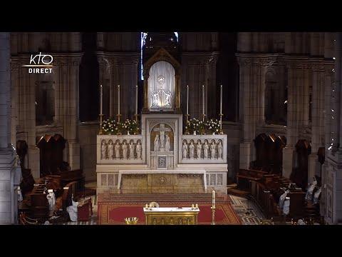 Prière du Milieu du jour du 28 avril 2021 des Bénédictines du Sacré-Coeur de Montmartre