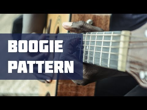 Boogie паттерн