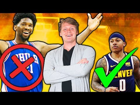 I REMOVED EVERY TALL PLAYER FROM THE NBA...THIS IS WHAT HAPPENED! NBA 2K19