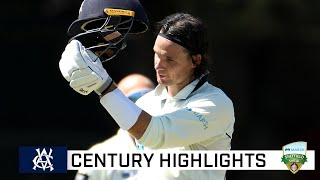 Handscomb drops anchor in match-saving century |  Marsh Sheffield Shield 2020-21