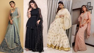 Mouni Roy In Beautiful Ethnic Clothes/Indian Dresses/Instagram Pictures/latest Fashion Trends ☺☺