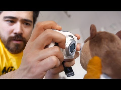 Captain Camera Reviews the Nikon Coolpix W100