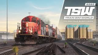 VideoImage1 Train Sim World®: Canadian National Oakville Subdivision: Hamilton – Oakville Route Add-On
