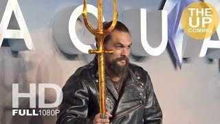 Aquaman World Premiere | The Upcoming : Aquaman Premiere Highlights (26.11.18)