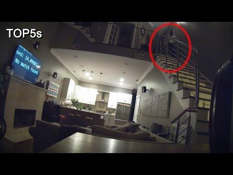 5 Incredibly Creepy & Terrifying Things Caught On Camera