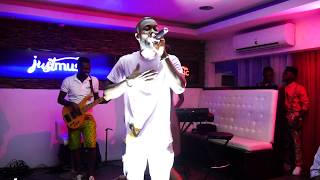 "FOKN BOIS Performs ""Account Balance"" From Their ""Afrobeat LOL"" Album On JustMusic"