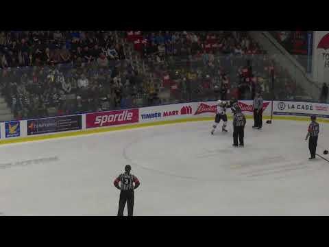 Thomas Ethier vs. Jordan Lepage