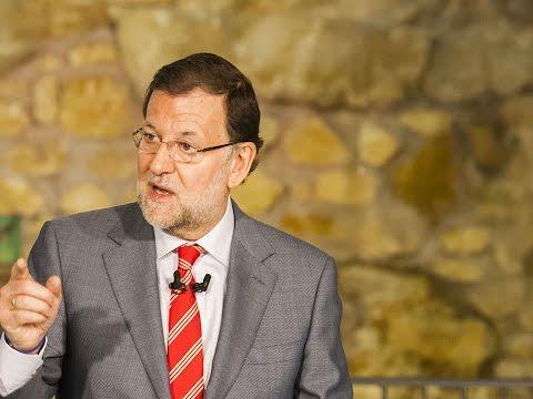 Rajoy: La crisis se ha superado gracias al esfuerzo de las familias