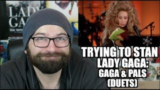 TRYING TO STAN LADY GAGA! (DUETS)