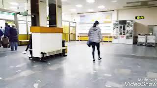 Прохождение границы Южной Кореи