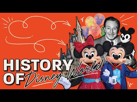 History of Disney World