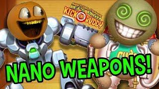 Kick the Buddy  - Nano Weapons Supercut