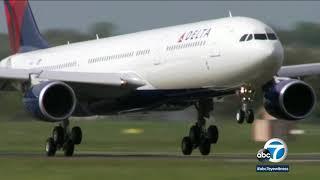 Delta bans emotional support animals on long flights | ABC7 | Kholo.pk