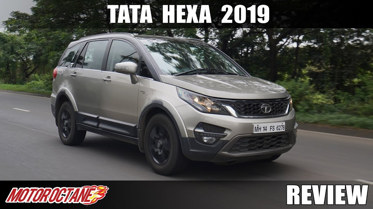 Motoroctane Youtube Video - Tata Hexa 2019 Review | Hindi | MotorOctane