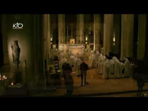 Vêpres et Eucharistie du 20 décembre 2014
