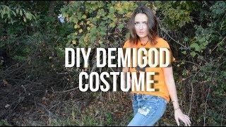 DIY Percy Jackson Camp Half-Blood Costume Tutorial