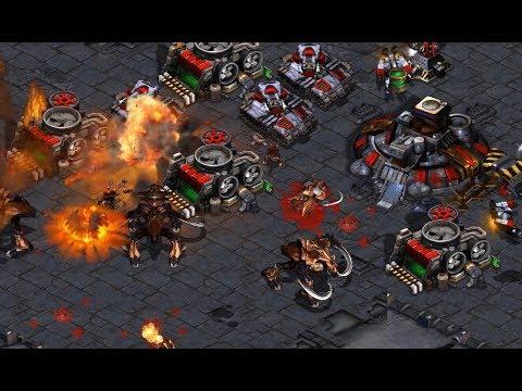 herO (Z) v Light (T) on Circuit Breakers - StarCraft  - Brood War REMASTERED