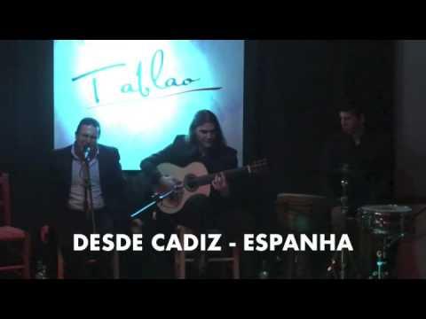 Jose Anillo Premio Nacional de Cordoba 2016 en el Tablao Perla Flamenca