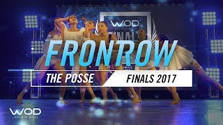 The Posse | FrontRow | World of Dance Finals 2017 | #WODFINALS17