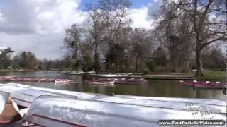 preview picture of video 'Paris sous la neige (bois de Vincennes) 2013 (Full HD)'