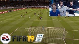 FIFA 19 LIVE IN PREMIERA CU XBRAKER SI SINNER22 !!!