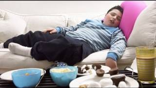 Las causas de la obesidad infantil