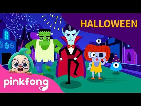 Desfile de Halloween   Canciones de Halloween   Pinkfong Canciones Infantiles