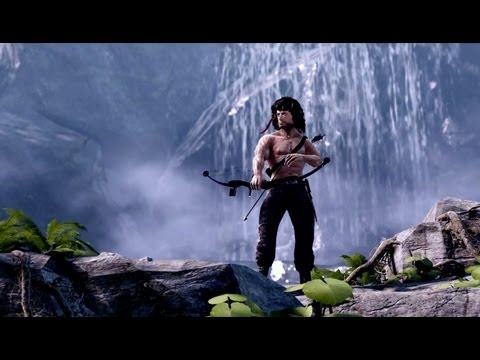 Rambo: The Video Game - Reveal Trailer thumbnail