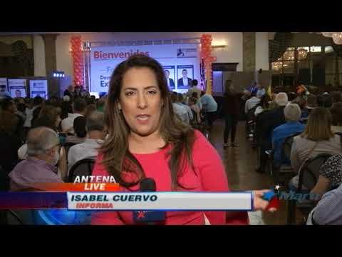 Candidato a presidencia de Colombia asiste a Foro Democrático en Florida