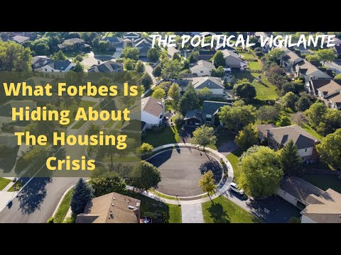 Rising Shows Housing Bubble That Forbes Is Hiding