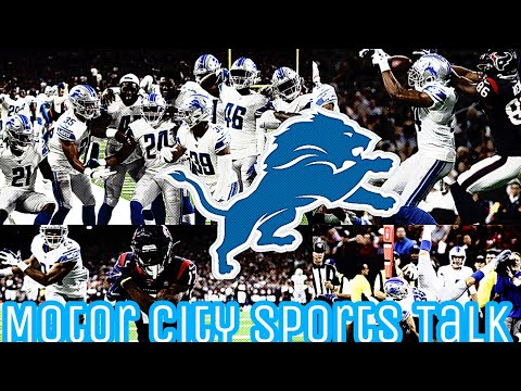 Live Video Reaction: Houston Texans Defeat Detroit Lions 30-23 | Preseason Week #2