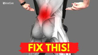 How to Fix Your Lower Back Pain for Good