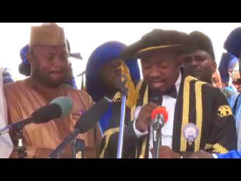 Maryam Abacha American University of Niger 2018 convocation