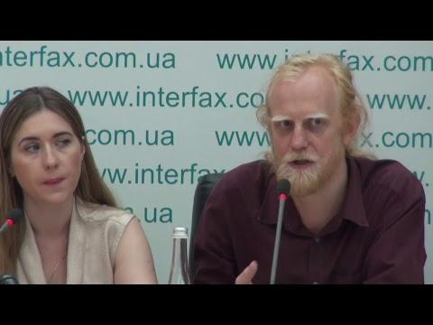 """Трансляция пресс-конференции  на тему """"Состояние свободы слова в Украине"""""""