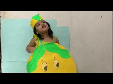 Grade-KG Mango Day celebration