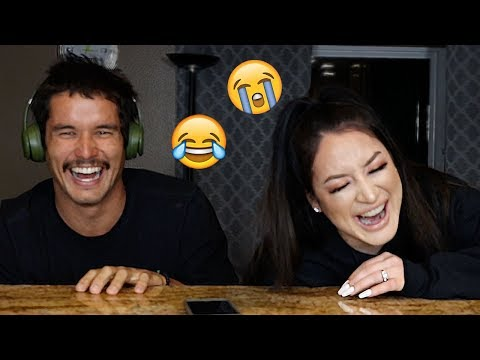 Whisper challenge ft. brother *HILARIOUS*  | cassieeMUA