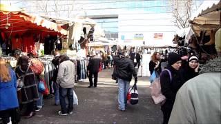 preview picture of video 'PUCES DE MONTREUIL DÉCEMBRE 2012'