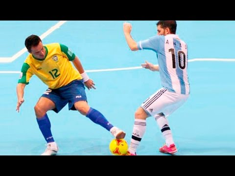 Videos - Magic technical gestures with futsal