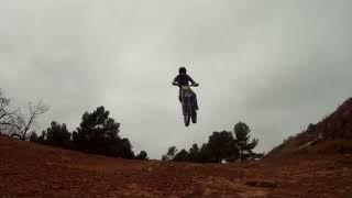 preview picture of video 'Circuit verd moia - husaberg enduro motocross  Nirvana xtreme- Audiovisual Barcelona'