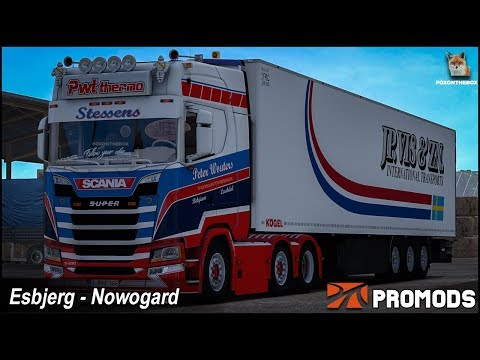 Steam Community :: Video :: ETS2 1 30 Promods 2 26 Esbjerg