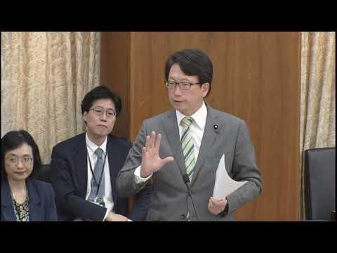 H31.4.24 衆議院内閣委員会(平井大臣VS平将明)