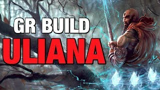 Uliana GR Build Diablo 3 Season 16 Patch 2.6.4 Monk Guide